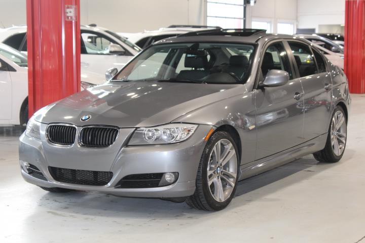 BMW 3 Series 2011 323I 4D Sedan #0000001690