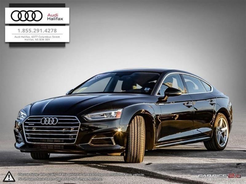 2018 Audi A5 Sportback Komfort Quattro #A18218