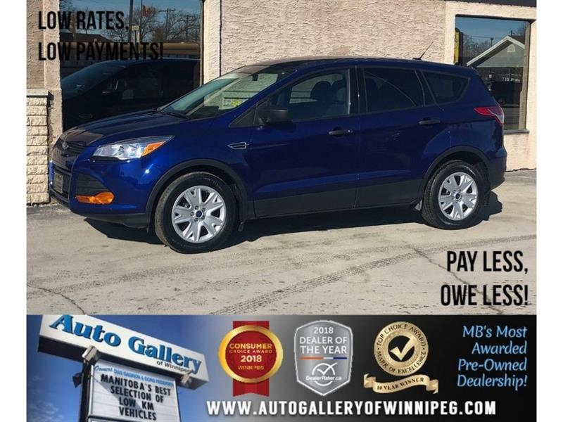 2016 Ford Escape S *AWD/Bluetooth #23786