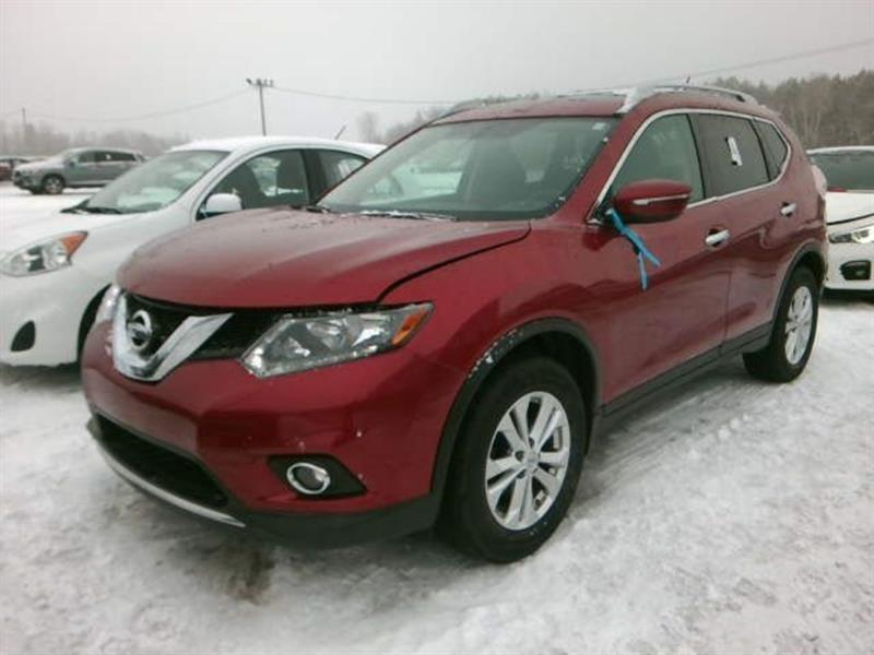 2015 Nissan Rogue SV *Htd Seats/Pano Roof/Backup Cam #23793