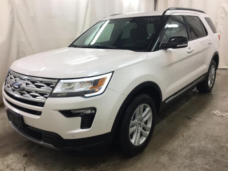 2018 Ford Explorer XLT *AWD/Lthr/Navi/Bluetooth/Rear Air #23801