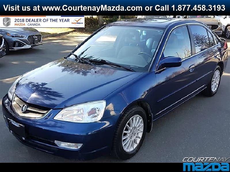 2002 Acura 1.7 EL Sdn Premium 5sp #P4821