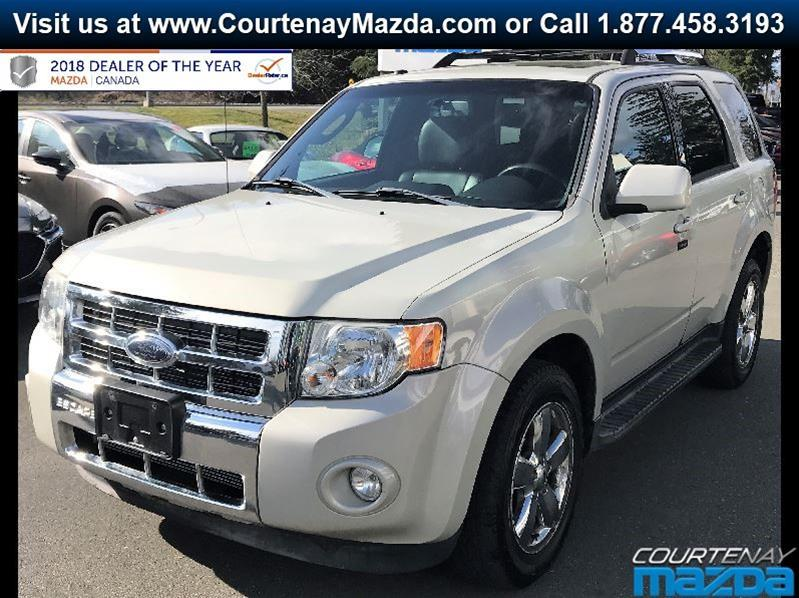 2009 Ford Escape Limited 4D Utility 4WD #P4822