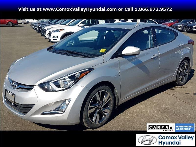 2016 Hyundai Elantra Sedan GLS - at #H8-215B