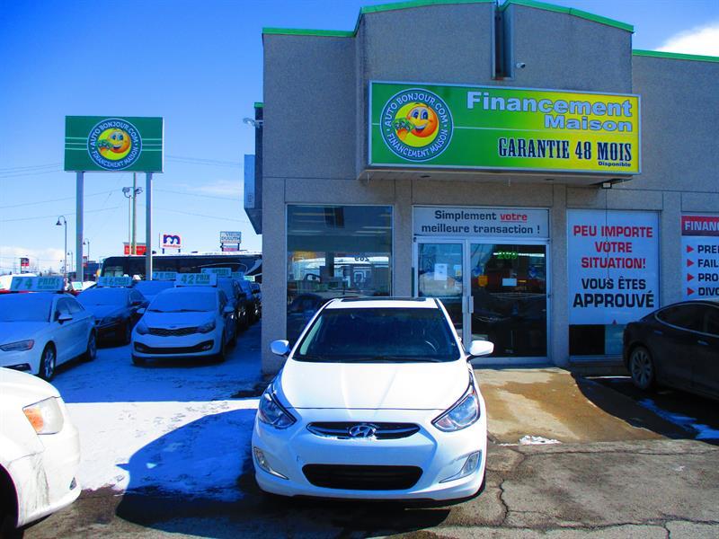 Hyundai Accent 2015 5dr HB #18-198-2