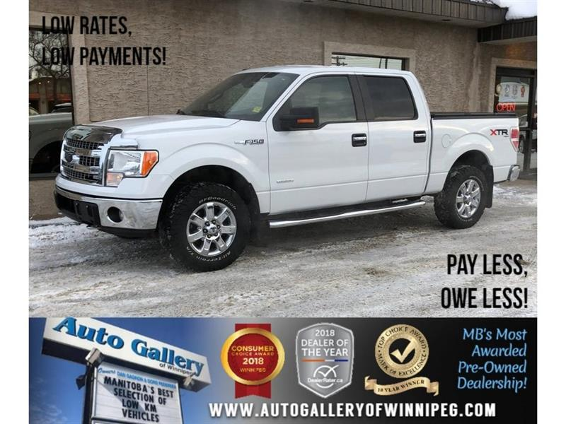 2013 Ford F-150 XTR *4X4/Backup Cam/Bluetooth/V6 #23045A