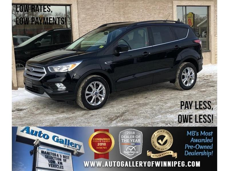 2018 Ford Escape SE *AWD/Backup Cam/Low KMs! #23529
