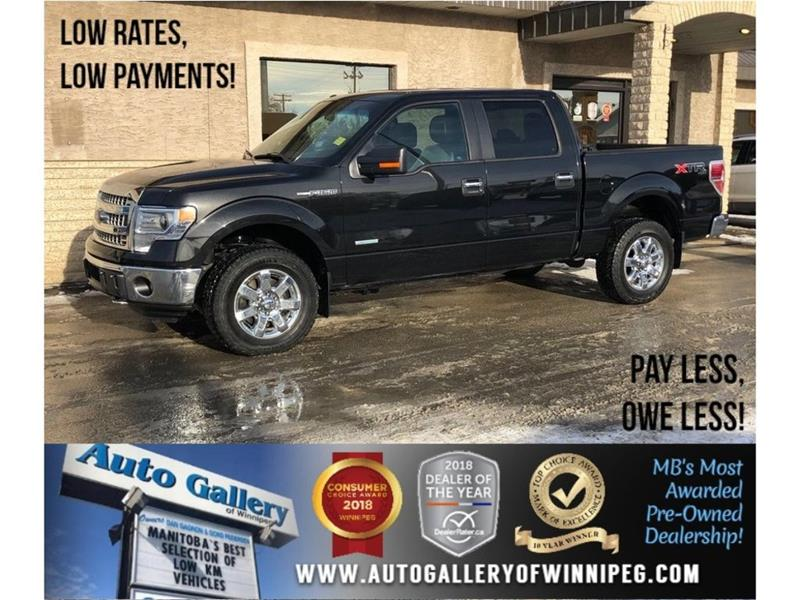 2014 Ford F-150 XTR *Ecoboosted V6/4X4Backup Cam #23475A