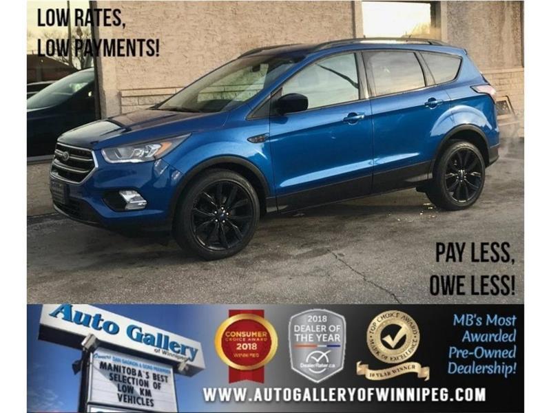 2017 Ford Escape SE *AWD/Htd Seats/Navi/Backup Cam #23604