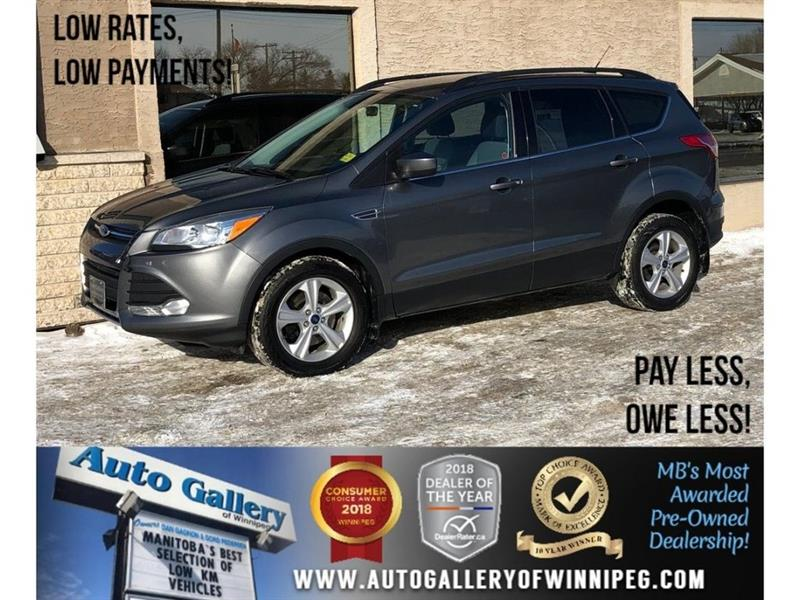 2014 Ford Escape SE *AWD/Htd Seats/Backup Cam/Bluetooth #23615