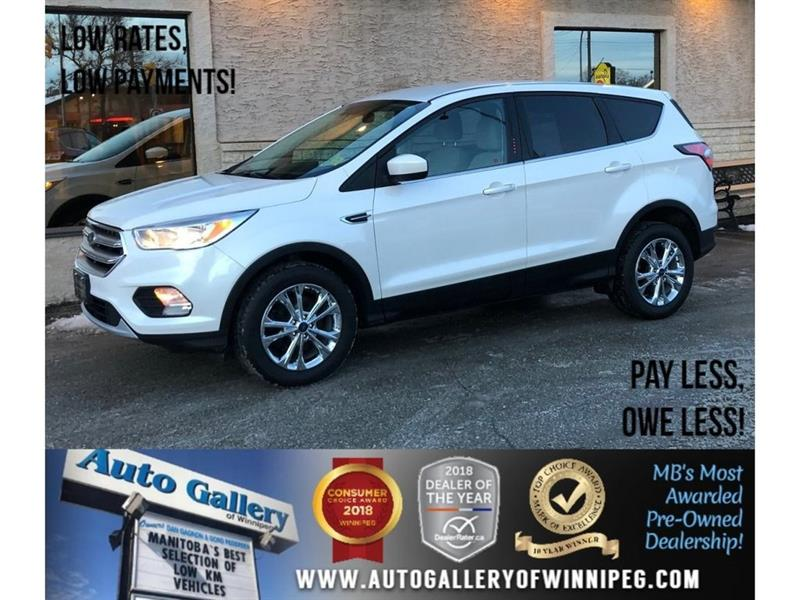 2017 Ford Escape SE *AWD/Bluetooth/Htd Seats/Backup Cam #23623
