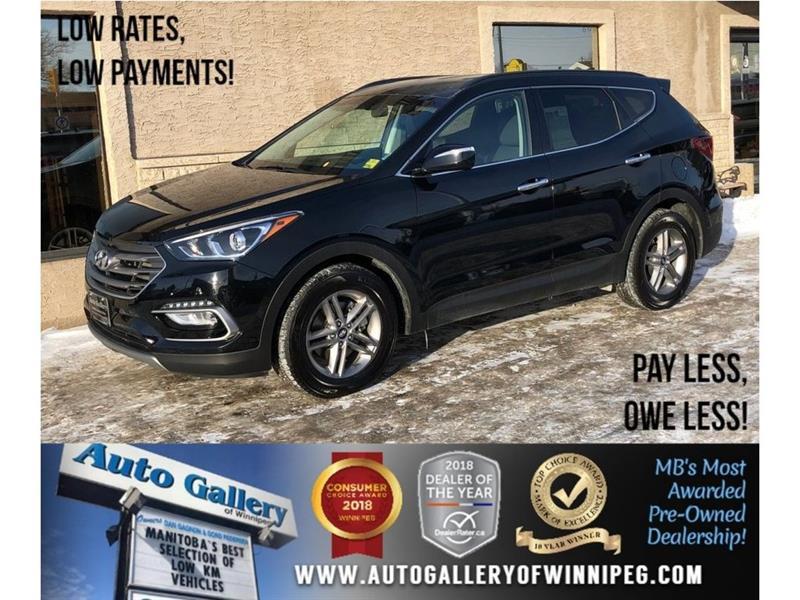 2018 Hyundai SANTA FE SPORT SE *AWD/Htd Seats/Backup Cam #23633