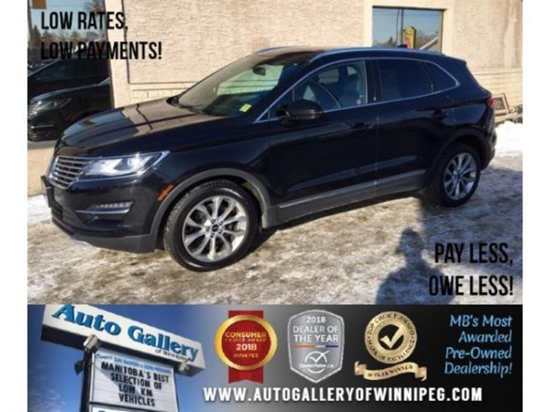 2015 Lincoln MKC *AWD/Htd Lthr/Pano Roof #23629
