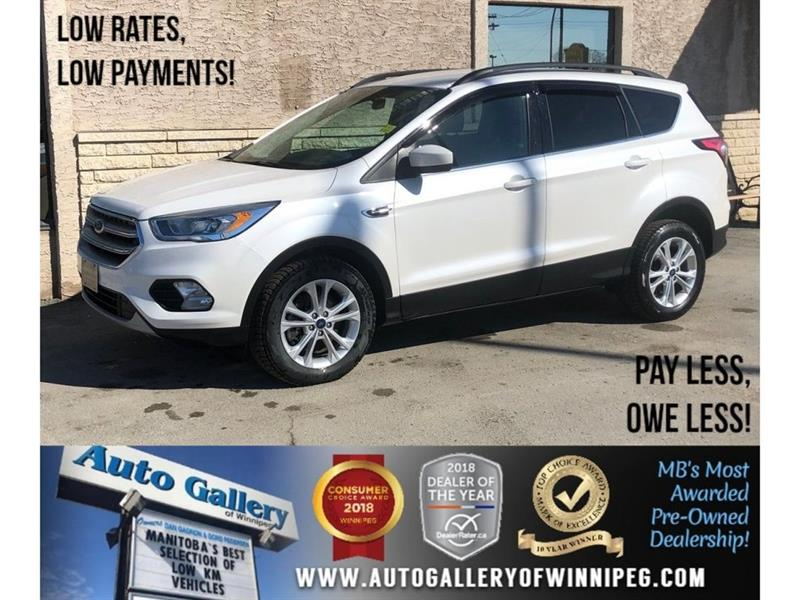 2017 Ford Escape SE *AWD/B.tooth/Back.Cam/Htd Seats #24015A