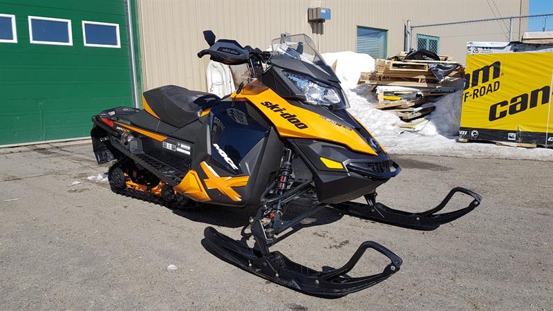 Ski-Doo MXZ X 800R E-TEC 2013