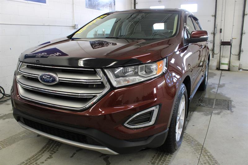Ford EDGE 2015 SEL AWD SIÈGES CHAUFFANT.DÉMARREUR. #18380A