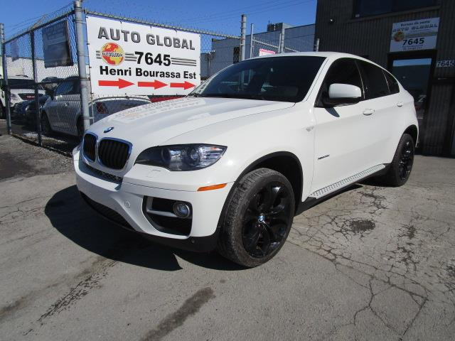 2013 BMW X6 AWD 4dr 35i Mags 20 po Cuir Rouge #18-1581