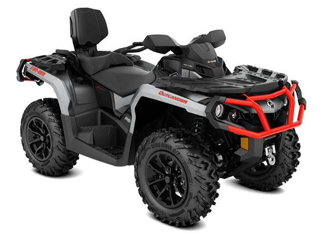 BOMBARDIER CAN-AM OUTLANDER MAX XT 850 2018