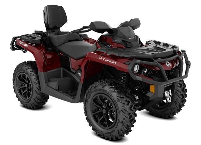 BOMBARDIER CAN-AM OUTLANDER MAX XT 650 2019