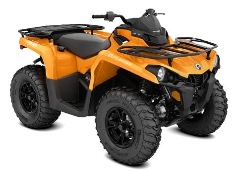 BOMBARDIER CAN-AM OUTLANDER DPS 570 2019