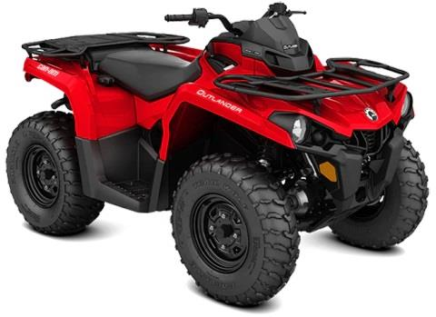 BOMBARDIER CAN-AM OUTLANDER 450 2019