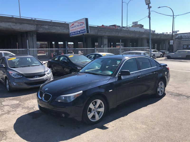 BMW 5 Series Sedan 1