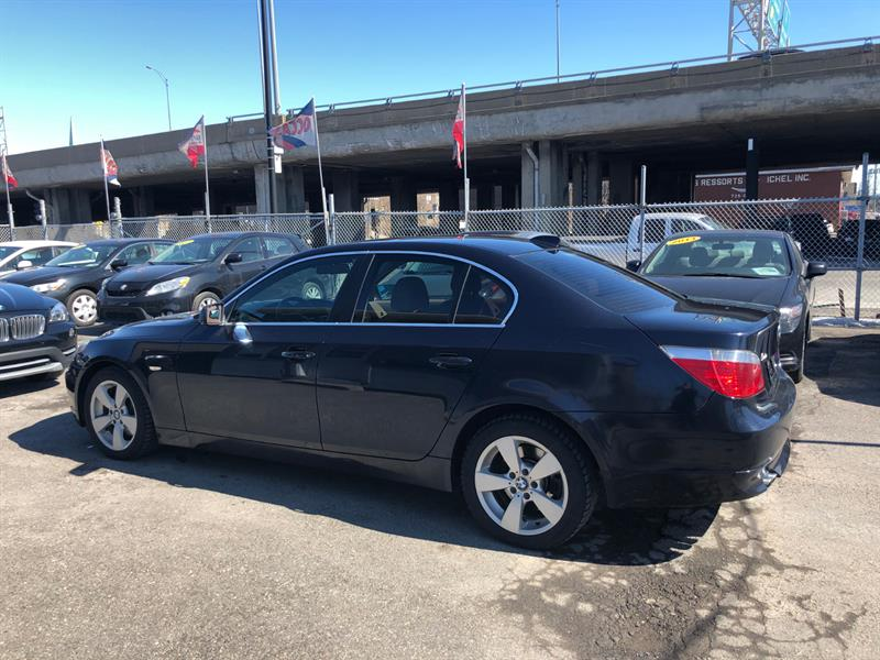 BMW 5 Series Sedan 2