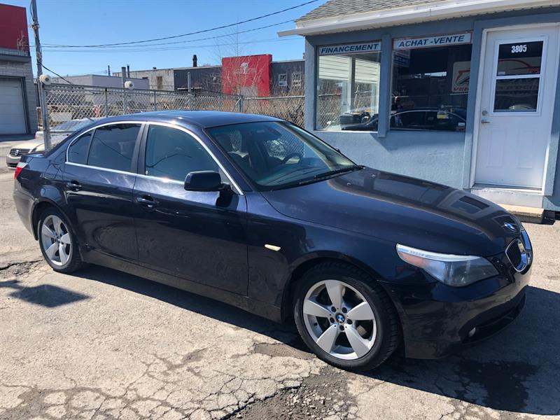 BMW 5 Series Sedan 5