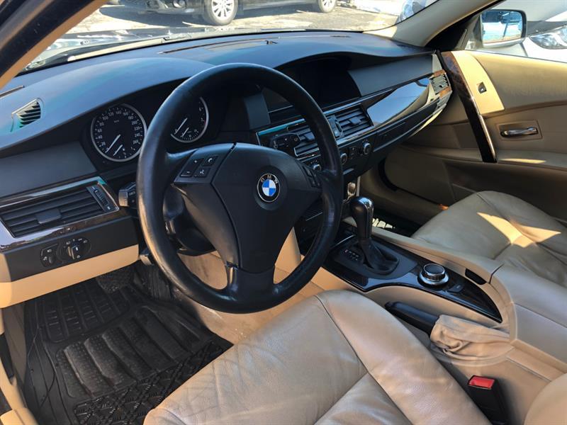 BMW 5 Series Sedan 7