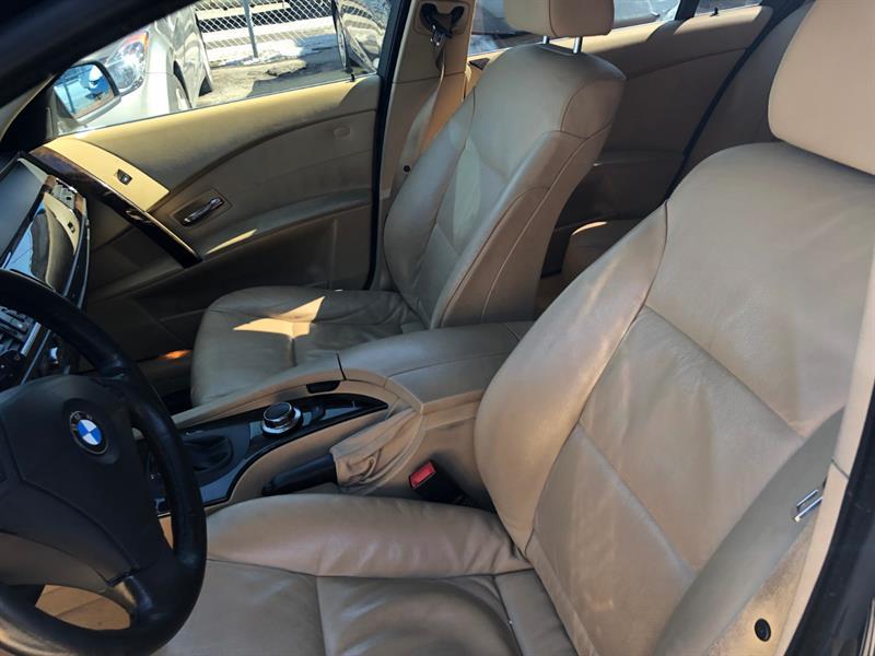 BMW 5 Series Sedan 8