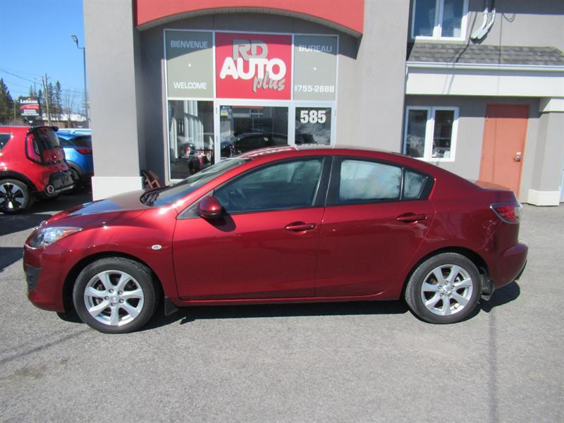 Mazda Mazda3 2010 4dr Sdn GS #10305