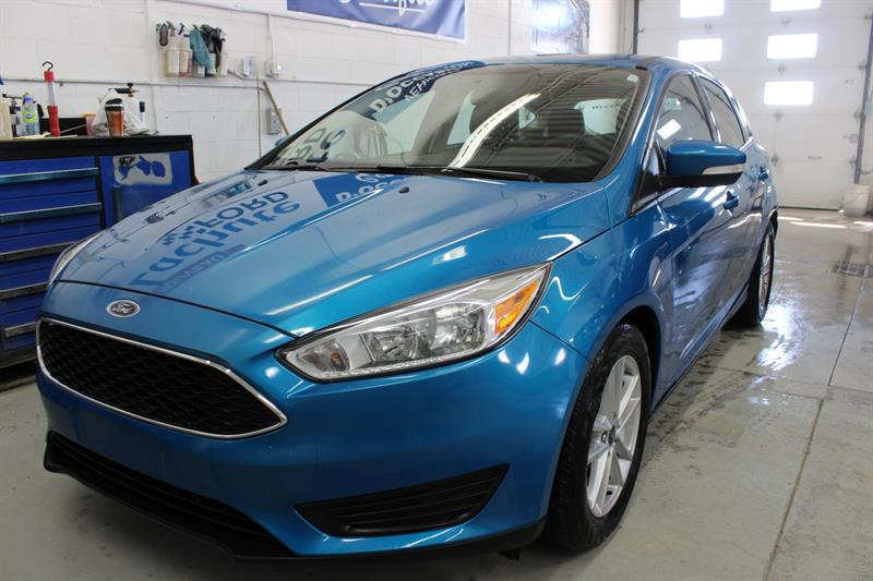 Ford Focus 2016 SE HACHBACK #18012A