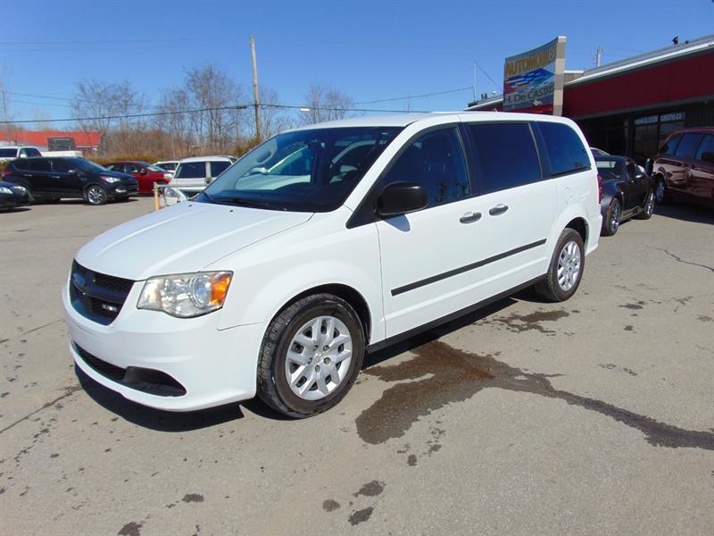 2015 Dodge Caravan C-V CARGO VAN #585336