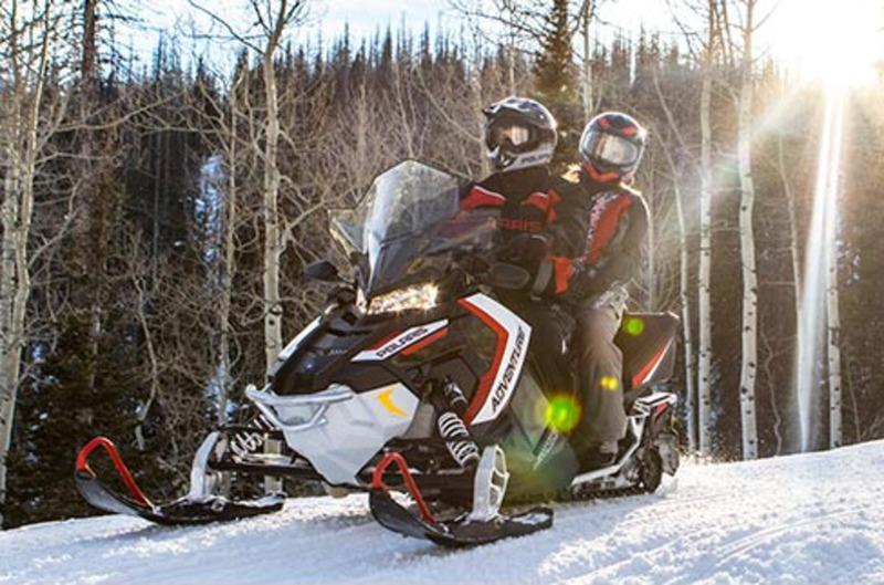 Polaris 800 Switchback Adventure 2016