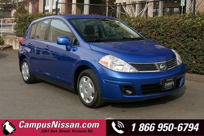2009 Nissan Versa | S | FWD  #A7390A