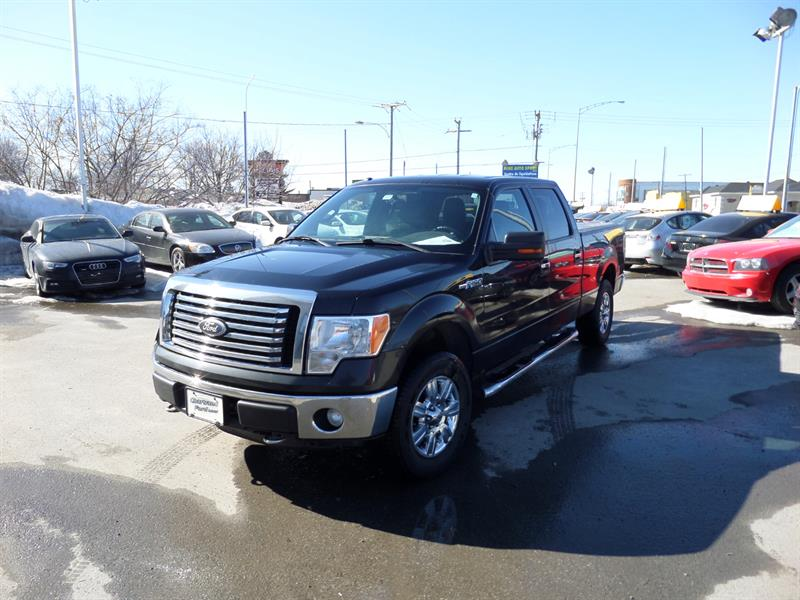 Ford F-150 2011 4WD SuperCrew #m0676