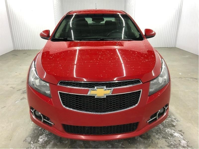 Chevrolet Cruze 2012 LT RS Turbo A/C MAGS #*12CRU1798