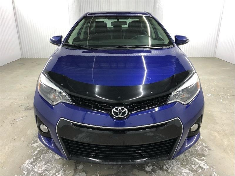 Toyota Corolla 2014 S Cuir/Tissus A/C #*14COR1938