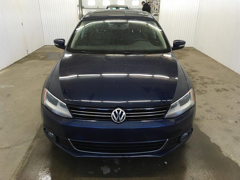 Volkswagen Jetta 2014 TDI Highline Cuir Toit Ouvrant MAGS #*14JET2325
