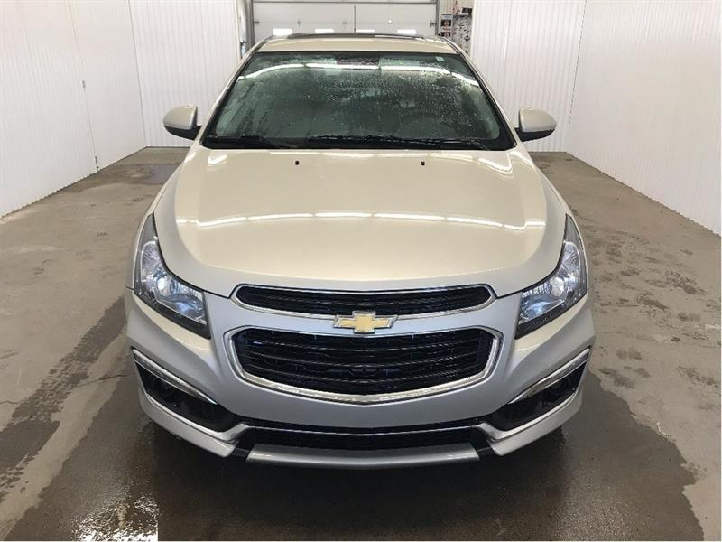 Chevrolet Cruze 2016 2LT RS GPS Cuir Toit Ouvrant MAGS #*16CRU2216