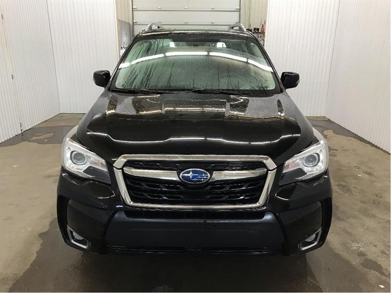 Subaru Forester 2017 XT Limited AWD EyeSight GPS Cuir Toit Pano MAGS #*17FOR2309