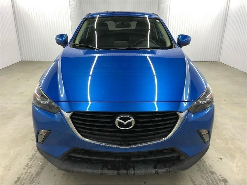 Mazda CX-3 2016 GS GPS Luxe Cuir Toit Ouvrant MAGS #*16CX31704