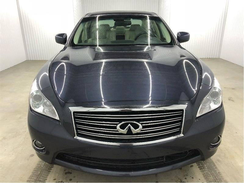 Infiniti M37 2011 AWD GPS Cuir Toit Ouvrant MAGS #R5-SP-*11INF9460A