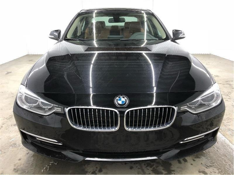BMW 3 Series 2014 328i xDrive Luxury Line Cuir Toit Ouvrant MAGS AWD #SP-14BMW9878