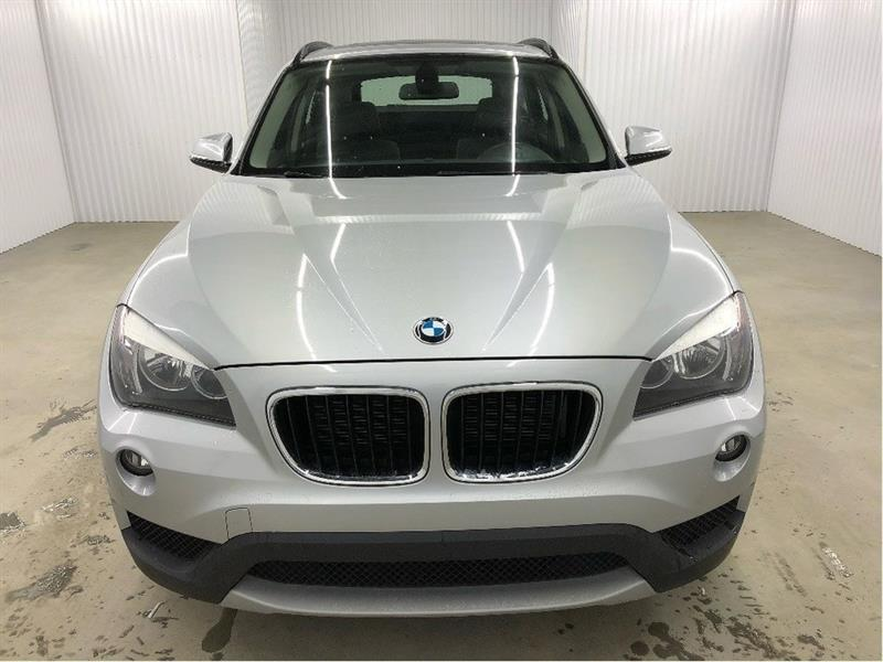 BMW X1 2013 28i Xdrive Cuir Toit Panoramique MAGS #SP-13BMW1490