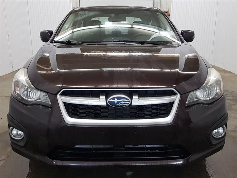 Subaru Impreza 2012 Limited AWD Cuir Toit Ouvrant MAGS #I-12IMP1555