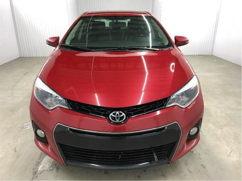 Toyota Corolla 2014 S Cuir Toit Ouvrant MAGS #14COR2033