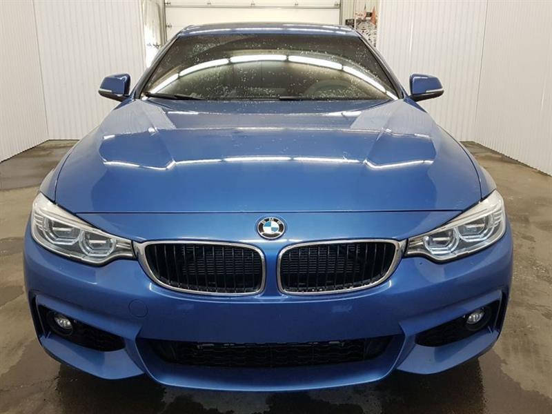 BMW 4 Series 2016 435i xDrive Grand Coupe GPS Toit Ouvrant Cuir AWD #SP-16BMW1626