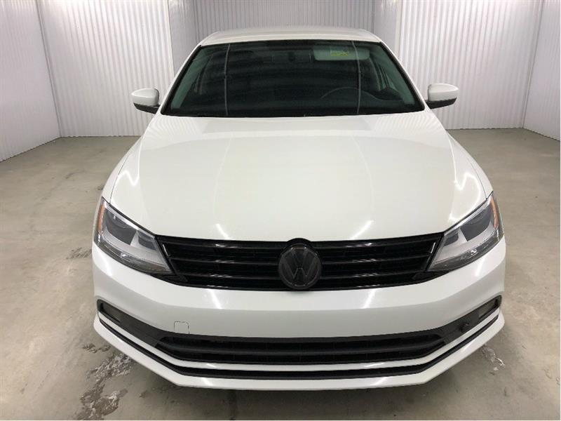 Volkswagen Jetta 2017 Tsi Trendline+ A/C Bluetooth #17JET2199