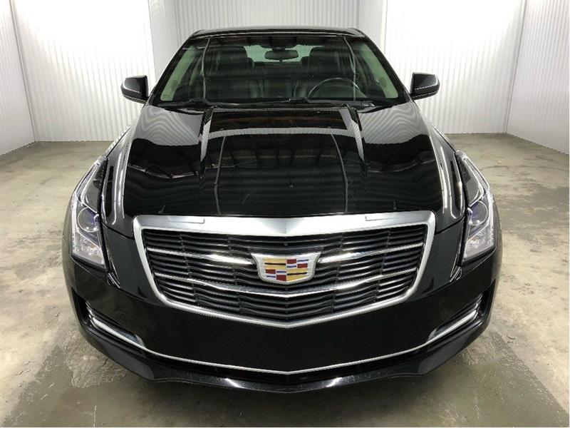 2015 Cadillac ATS Cuir MAGS #15CAD2348